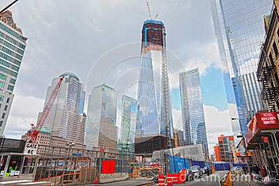 Ground zero Fotografia Editoriale
