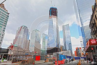 Ground Zero Editorial Photo