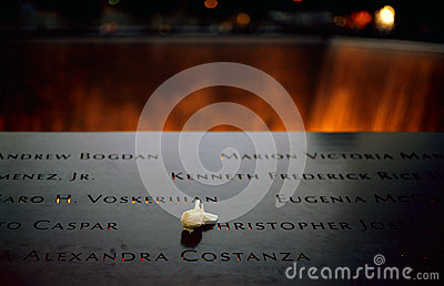 Ground Zero. Editorial Photo