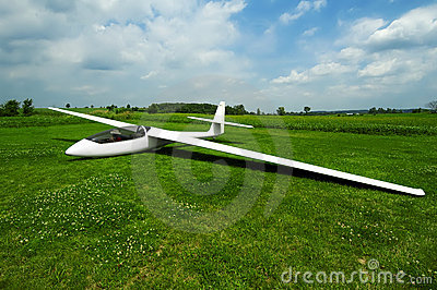 Grounded Glider