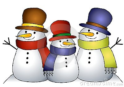 Cartoon Snowmen Clip Art Stock Photos, Images, & Pictures - 150 Images