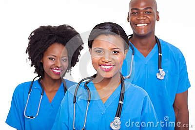 African medical doctors