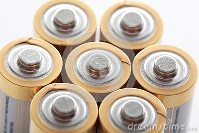 Group of batteries