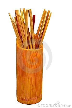 Group of chopsticks