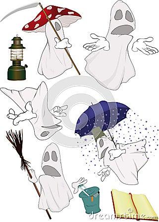 Group evil spirits