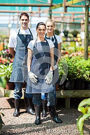 Group gardeners