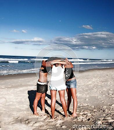 Free Group Hug Stock Image - 160371