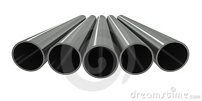 Group metal pipe