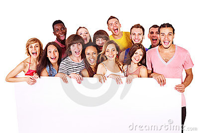 Group people