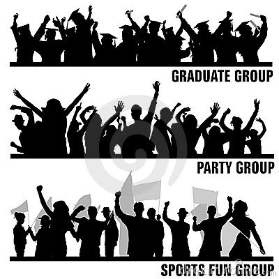Group peoples