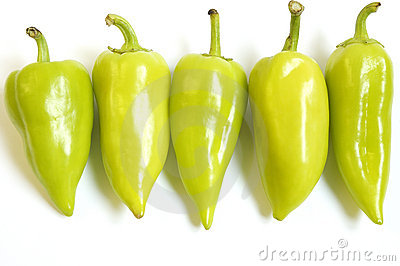 Group of peppers