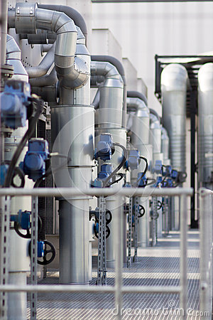 Group of pipes