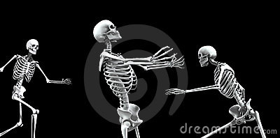 Groupe squelettique 4