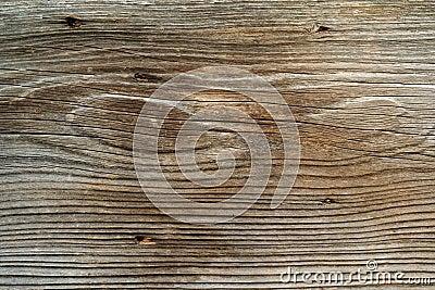 Grov gammal planka av trä