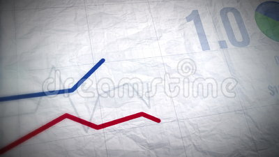 Growing Business Charts. 1080p Full HD Quality