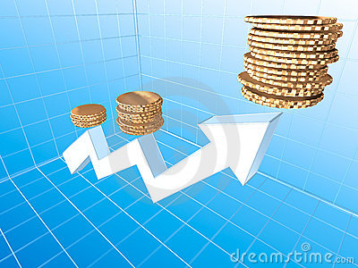Growing income