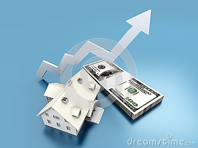 Growing Real Estate value