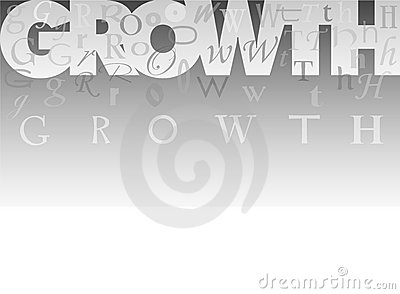 Growth Collage Background