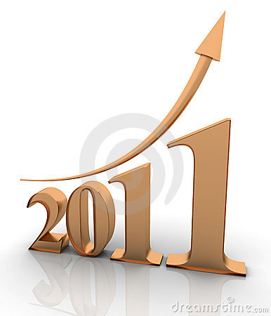 Growth of year 2011
