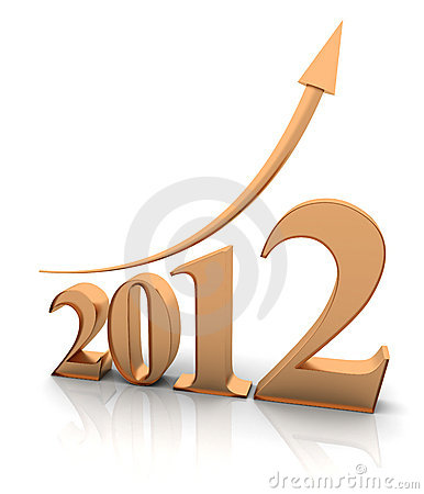 Growth of year 2012