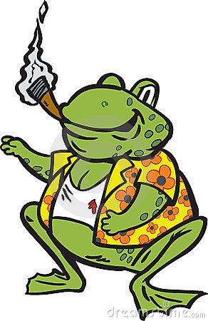 Grubby Frog