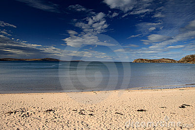 Gruinard Bay, north-west Scotland