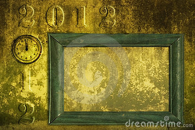 Grunge 2012 frame