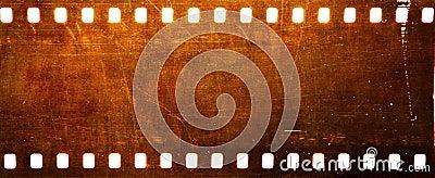 Grunge 35 mm Film