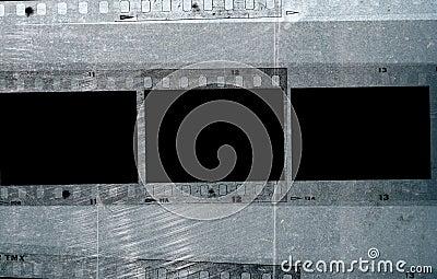 Grunge 35mm photo frames