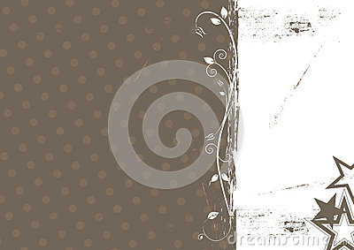 Grunge abstract background design