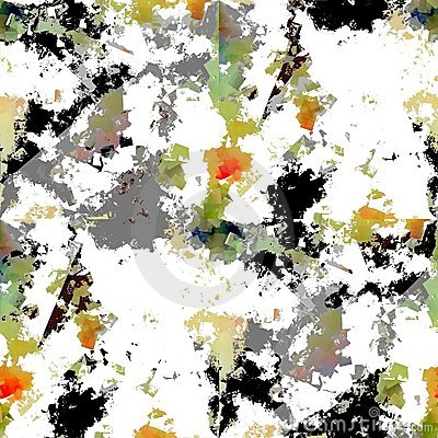 Grunge abstract number 1