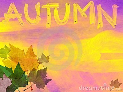 Grunge Autumn Theme