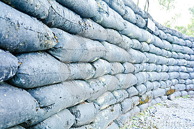 Grunge   Background of barrier wall texture in military