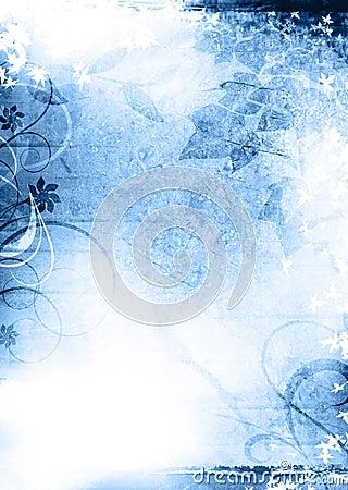 Free Grunge Background Blue Stock Images - 9797084