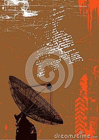 Grunge Background -EPS Vector-