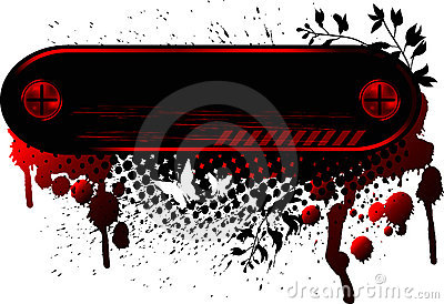 Grunge background vector desig