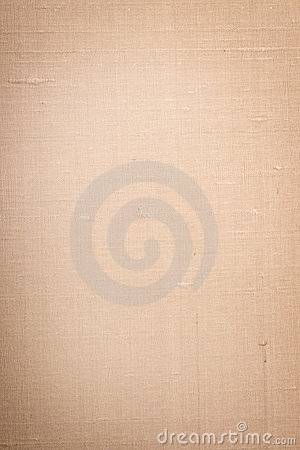 Grunge beige silk background