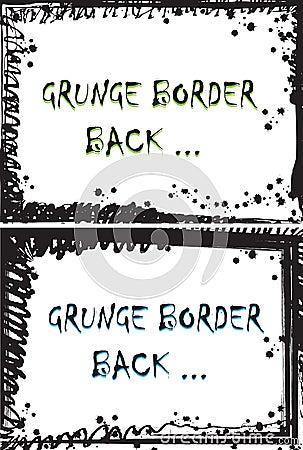 Grunge Border