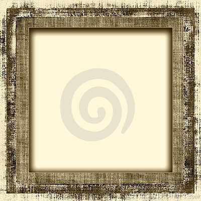 Free Grunge Border Frame Stock Photography - 4763732