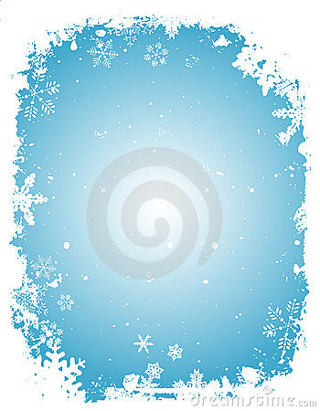 Free Grunge Christmas Border Stock Photography - 327482