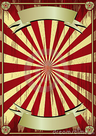 Free Grunge Circus Background Royalty Free Stock Images - 10932429