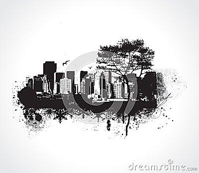 Grunge city