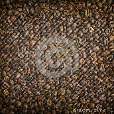 Free Grunge Coffee Background Royalty Free Stock Photo - 31964795