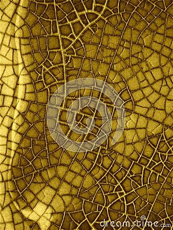 Grunge Cracked Glass Texture