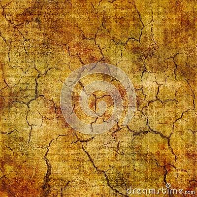 Grunge cracked texture