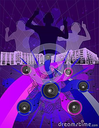 Grunge Dancers