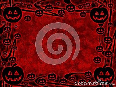 Grunge de Halloween