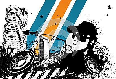 Grunge DJ City
