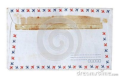 Grunge envelop