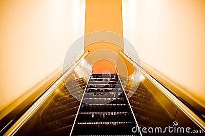 Grunge Escalator